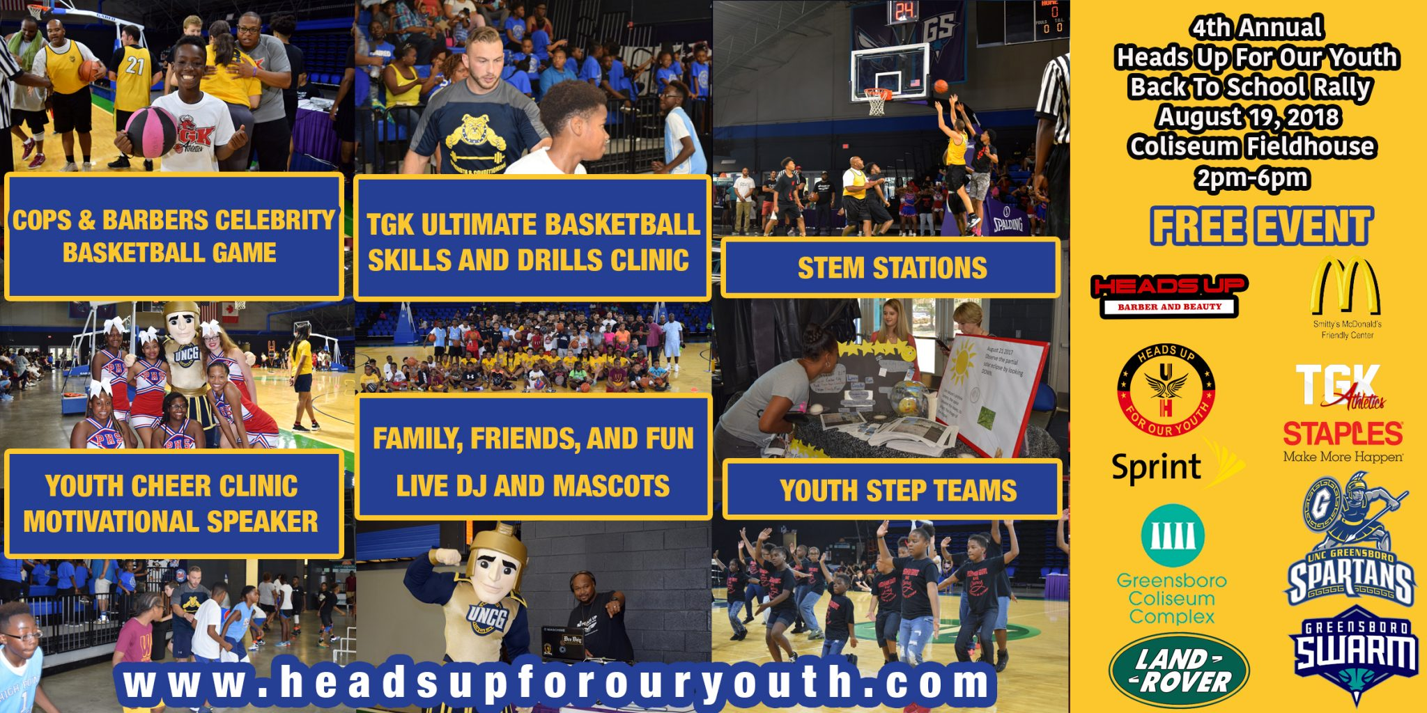 Register A Child or Group   Heads Up for Our Youth